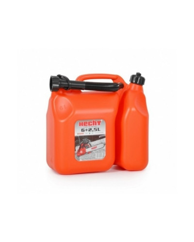 Canistra plastic HECHT 6+2.5 L