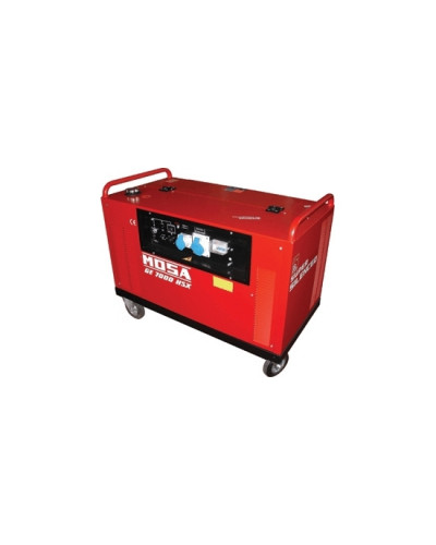 Generator curent MOSA GE 7000 HSX-EAS