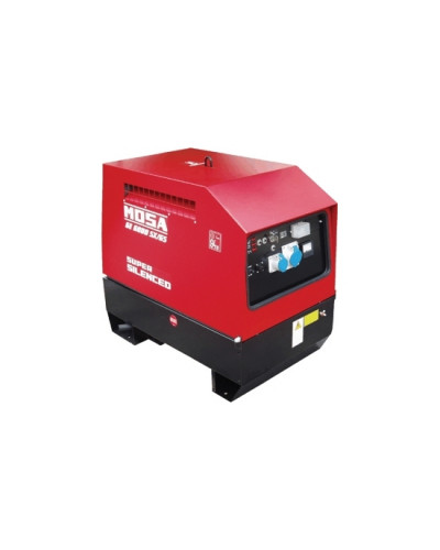 Generator curent MOSA GE 6000 SX/GS-EAS