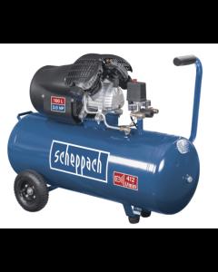 Fierastrau circular Scheppach HS120 O + Prelungitor 10m + Lanterna LED magnetica AgroPro