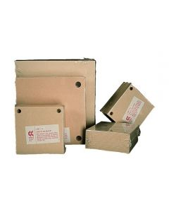 Placi filtrante CKP V12 20x20 cm 8 μm set 25 buc