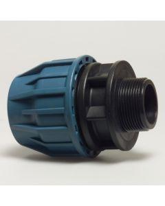 """Adaptor compresiune cu F. E. PN16 32 mm x 1/2"""""""