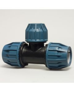 Teu compresiune reducator PN16 25 mm x 20 mm