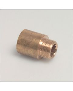 "Prelungitor din alama FI x FE 1/2"" x 30 mm"