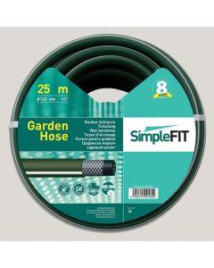 Furtun pentru gradina SimpleFit 12.5mm (1/2'') x 25m