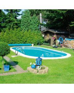 Set piscina ovala 70 m³
