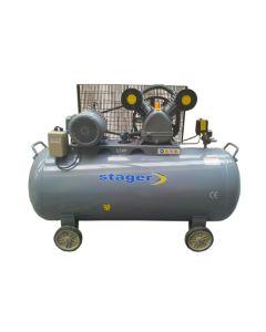 Compresor de aer Stager HM V 0.6/200 8BAR 4.1kW