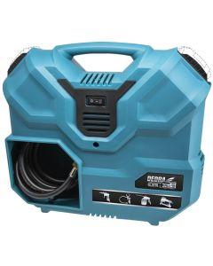 Compresor Dedra DED7076V debit 90 l/min presiune 8 bar compatibilitate acumulatori SAS ALL 18V