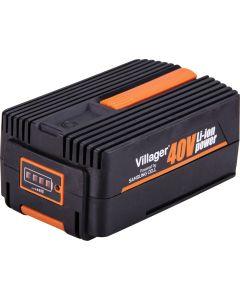 Baterie pentru masini de tuns iarba Villager Li-Ion 40 V 4 Ah
