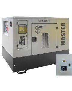 Generator sudura trifazat WAGT 300DC LSDE LOMBARDINI  23.1CP 8.0 kVA (3~) / 3.0 kVA (1~) 16 L