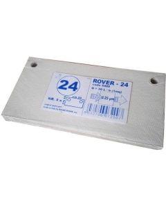 Placa filtranta 20x10 - ROVER 24 set 5 buc
