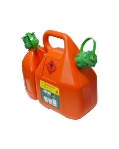 AgroPro Canistra plastic amestec combustibil 1l