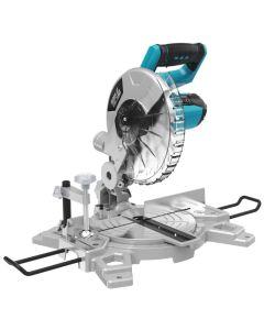Fierastrau circular de masa Dedra DED7065 Unghi inclinare 45 grd Diametru panza 120 mm Compatibil cu acumulatori 18 V