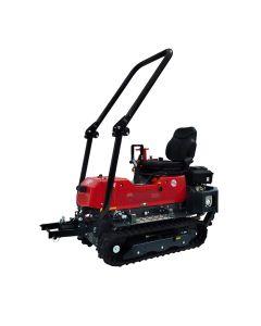 Tractoras FORT VISION motor Briggs & Stratton putere 15CP pe benzina