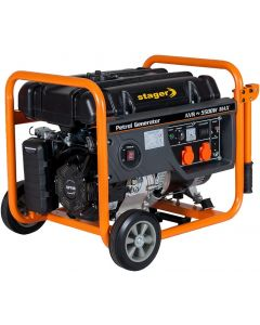 GENERATOR STAGER GG 6300 W 6kW