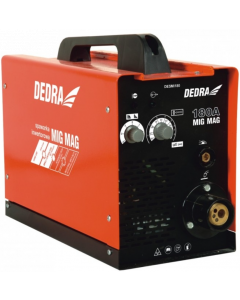 Aparat sudura Dedra DESMi180 Invertor MIG/MAG IGBT Curent de sudura 20-180 A