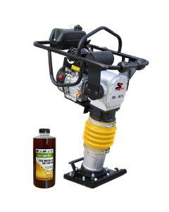 Mai compactor Media Line ML–M73 motor 6.5 CP 1l ulei motor AgroPro