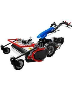Motocultor Profesional BCS 740 Power Safe HONDA GX390 13 CP Tocator de vegetatie BladeRunner 90cm