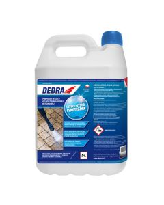 Solutie de spalat pavele de beton Dedra 5 l