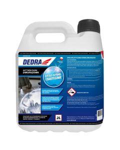 Spuma activa pentru murdarie persistenta preparat cu doua faze Dedra 2 l
