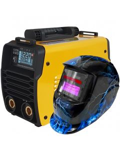 Aparat sudura profesional Proweld Invertor MMA 220 LCD