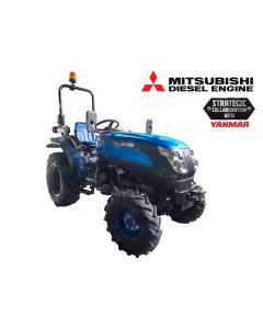TRACTOR AGRICOL SOLIS 26 4WD - 26CP Limited Edition