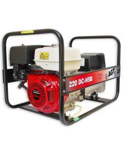 Generator de sudura WAGT 220 HSB DC